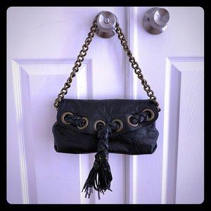 KOOBA distressed leather bag